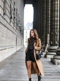 The perfect coat – Elodie in Paris