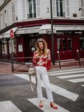 Tie and Dye – Elodie in Paris