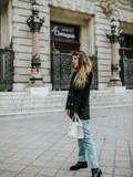Tweed & Denim – Elodie in Paris