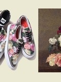 Vans collection « Panier de Roses »