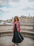 Veste en Tweed – Elodie in Paris