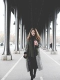 Winter mood – Elodie in Paris