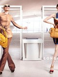 You should be dancing - Longchamp, Campagne Printemps 2013