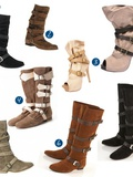 Tendance chaussures : les pirates boots