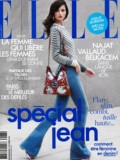 Elle en denim
