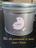 Le thé de l'hiver de Lov Organic: Winter Is Lov