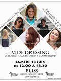 Save The Date: vide-dressing le samedi 13 juin 2015 au Bliss