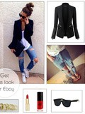 Get the look sur Ebay #03