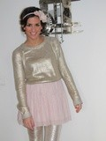 (1T5L) Pull Metalica version Girly #Look n°2
