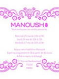 Ventes presse Manoush