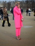 Street styles Paris Fashion Week Part2