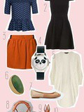 Une wishlist girly pour la rentree