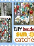 Diy Beaded Sun Catch