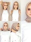 Trend Tutorial Hijab Simple Terpopuler