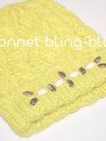 Diy #23 Bonnet bling bling