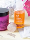 Beautylishious, la box beauté uk handmade, organique et naturelle. (Box de mars 2013)