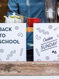 Bruxelles Creative Sunday #6   Back to school