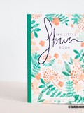 Gros coup de coeur pour  My little flower Book ( my little box avril 2016 )