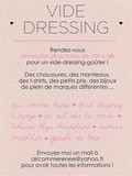 Save the Date le 28/10 vide dressing entre blogueuses