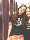 Lili Brunette | Adidas x Topshop Shopping Event