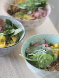 4 Lunch Bowls Healthy, Rapide, Gourmand