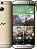 Gold htc One 2014 to be a Best Buy exclusive in the usa