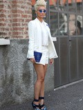 # Esther Quek, Milan