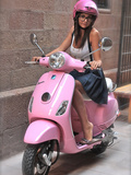 # On dit un ou une Vespa
