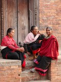 # One day in Bhaktapur, Nepal