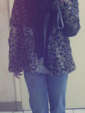 Outfit #7 : The Leopard Jacket