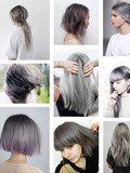 Inspiration // (Not Your Grandma's) Grey Hair
