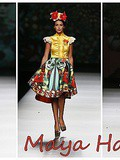 Fashion Week in Madrid : Maya Hansen ss 2013 - Frida Kahlo