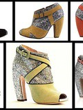 Glitter ( paillettes ) boots Miu Miu vs To Be Annouced Alvarez