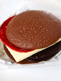 Miam : chocolate burger