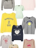 Shopping Sweet Sweat
