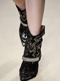 Bottines Isabel Marant, collection automne hiver 2012/2013