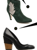 Chaussures Patricia Blanchet, collection automne hiver 2012 2013
