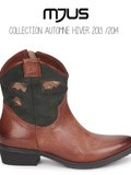 Collection automne hiver 2013/2014 : Chaussures mjus