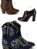 Eden chaussures : collection automne hiver 2012 2013