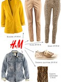 H & m collection hiver 2013
