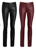 Shopping : le pantalon en cuir, un indispensable