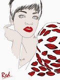 A brief history of the red lipstick