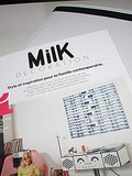 Magazine : Milk décoration