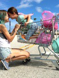 Cinéma vod : The Florida Project, de Sean Baker - Avec Brooklynn Price, Bria Vinaite, Willem Dafoe