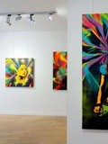 Expo : StinkFish Solo Show, les couleurs du street art - Next Street Gallery - Paris 4