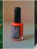 Lubie Vernis : Orange Fluo - Salomé Collection Trendy