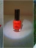 Lubie Vernis : Orange Power - Biguine Make Up