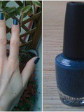 Lubie Vernis: Ski Teal We Drop - Swiss Collection - opi
