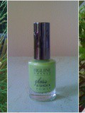 Lubie Vernis: Vert Denim - Biguine Make Up