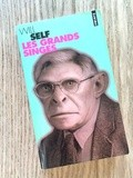 Lundi Librairie : Les grands singes - Will Self